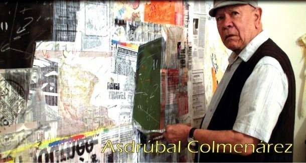 Asdrúbal Colmenárez - Pintor y escultor venezolano