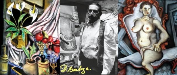 Diego Barboza - Pintor venezolano